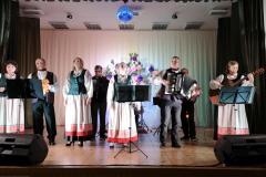 """Natkiškių-kultūros-namų-kaimo-kapela-""""Vaivorykštė"""""""