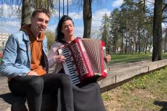Renata-Aleksiejienė-su-sūnumi-Artūru