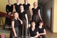 """Norgėlų-šokių-kolektyvas-""""Šypsena"""""""